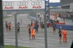 IMG 1951 Cold and wet on the grid